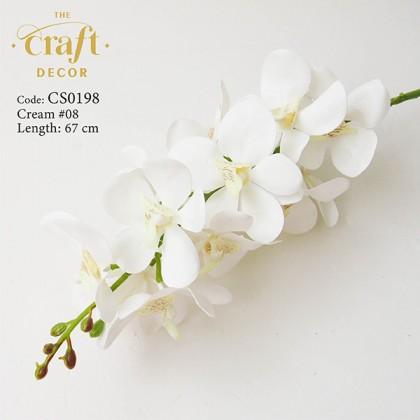 Latex Vanda Orchid Spray