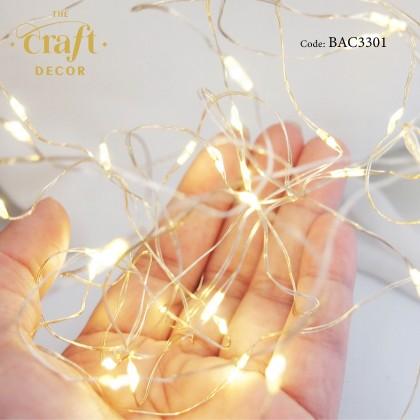 3M Led Copper Wire Fairy Light