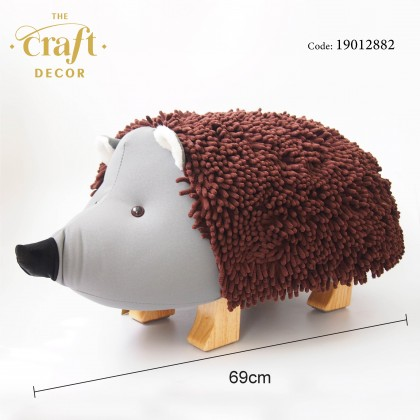 Hedgehog Animal-shaped Stool