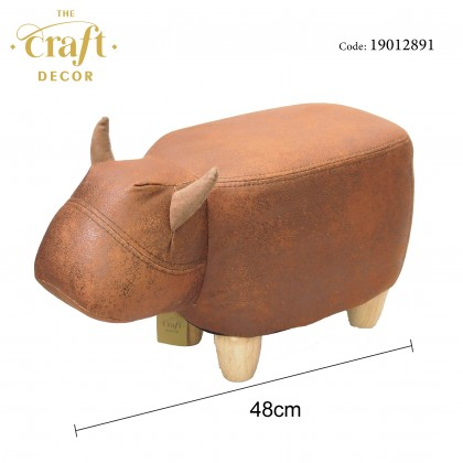 Cow Animal-shaped Stool