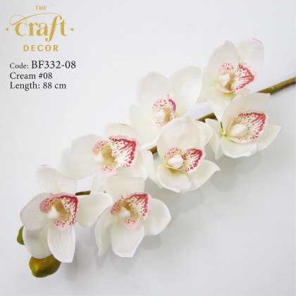 Premium Latex Cymbidium Orchid