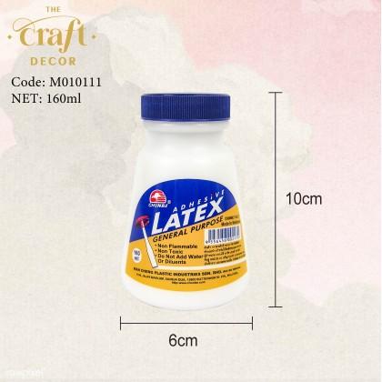 160ml Adhesive Latex White Glue