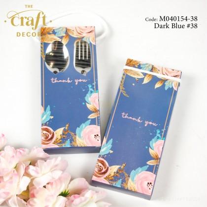 20set Flower Design Spoon & Fork Door Gift